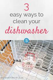Dishwasher Description 137 Best Cleaning And Organization Tips Images On Pinterest