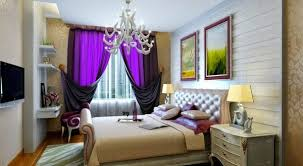 Purple Bedroom Curtains Involvement Bedroom Purple Curtain Stylish Modern Curtains Ideas