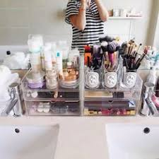 bathroom makeup storage ideas 15 easy ways to organize and store your makeup third makeup