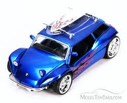 meyers manxter 2 2 w surfboard blue jada toys vdubs 91049 1