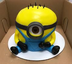 story birthday cake minion birthday cake story cake designs