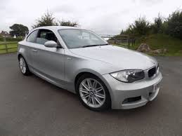 bmw 120d m sport 2008 used bmw 1 series 120d m sport 2dr 2 doors coupe for sale in