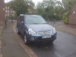 drive very well 06 reg honda crv diesel new shape quick sale in
