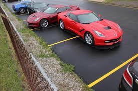 2014 corvette colors c7 corvette buffet of colors seen at plant