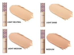 tarte light medium neutral tarte shape tape contour concealer luxrycosmetics brands