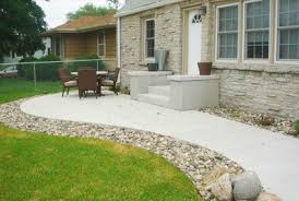 Simple Patio Design Looking Simple Concrete Patio Design Ideas Patio Design 291