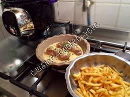 cuisine cookeo andouillettes frites cuisson au cookeo cuisine cookeo veve