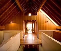 wood interior homes 50 best attic images on living spaces attic bedroom
