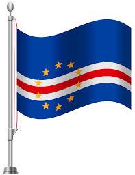 Flag Cape Verde Flag Png Clip Art