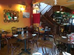 Breslin Bar And Dining Room by Award Wining Fresh Fish Seafood Restaurant Howth Co Dublin