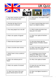 thanksgiving trivia and answers 23 free esl trivia worksheets
