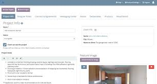online design portal helps manage projects tasks and products
