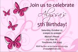 butterfly invitations butterfly invitations personalized party invites