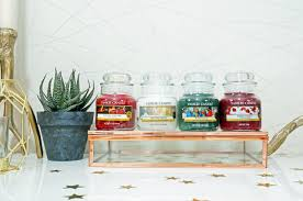 yankee candle christmas collection thou shalt not covet