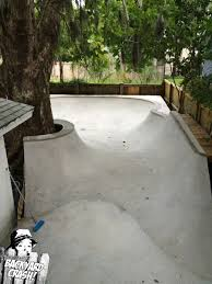 BACKYARD CRASH DIY Movement In Florida - Backyard skatepark designs