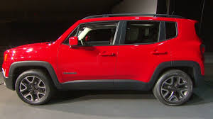 jeep suv 2015 jeep u0027s new ultra small suv video personal finance