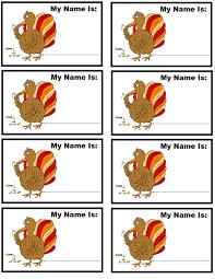 thanksgiving name tag ideas thanksgiving thanksgiving