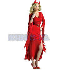 halloween costume devil woman compare prices on devil red dress online shopping buy low price