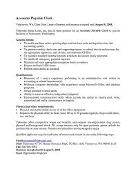 Abilities Examples For Resume by Download Accounting Skills Resume Haadyaooverbayresort Com