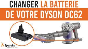 Rowenta Pieces Detachees by Comment Changer La Batterie De Votre Dyson Dc62 Youtube