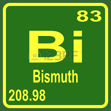 Bismuth Periodic Table Periodic Table Of Elements Protactinium Royalty Free Cliparts