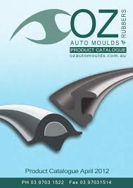 oz auto moulds products catalogue april 2012 by steven bourke issuu