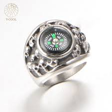 diamond rock rings images 2017 vintage compass ring signet norse viking nordic rune skull jpg