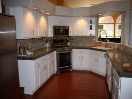 fabulous painting kitchen cabinets white awesome home renovation