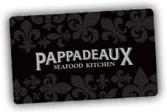 online gift card purchase pappadeaux seafood kitchen gift cards