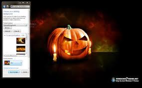 halloween desktop theme halloween windows 7 theme with sound download