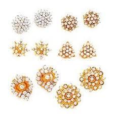 diamond earrings india precious diamond earrings kumud gems and jewels manufacturer