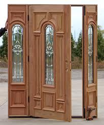 Exterior Door With Side Lights Exterior Doors With Sidelights That Open In Sleek Exterior Doors