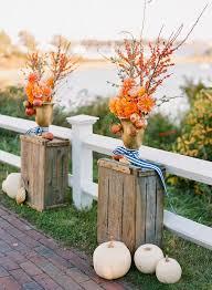 fall wedding decoration ideas chic fall wedding decor ideas b loved boston