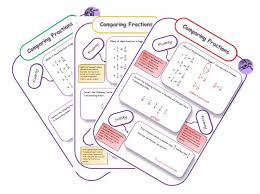 equivalent fractions differentiated mastery worksheets by