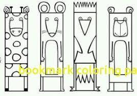 coloring pages bookmarks bookmark coloring pages with free printable coloring page bookmarks