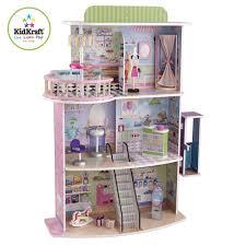 Kidcraft Bookcase Kidkraft Dolls U0027 Shopping Center Dollhouse 65282
