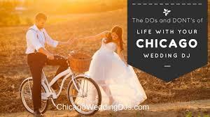 chicago wedding dj with your chicago wedding dj part 3 chicago wedding djs