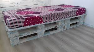 for sale single bed wooden pallets furniture in mauritius