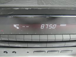 kenwood home theater receiver kenwood stereo receiver kr v5560 no remote ebay