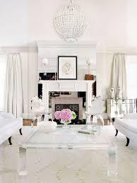 white livingroom 9 glam ideas for an living room daily decor