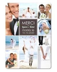 faire part de remerciement mariage carte de remerciement mariage easy chic blanc pinteres