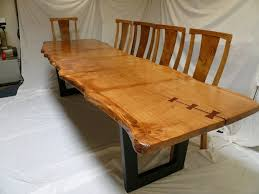 handmade oak furniture chiswick oak dining table and bench french