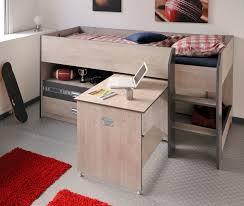 hochbett jugendzimmer hochbett mit schreibtisch fabric9