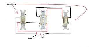 how to wire light switches diagram two way switch i a