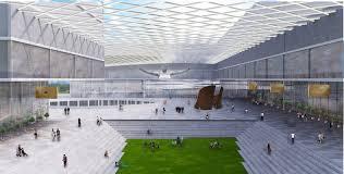 oma unveils designs to transform iconic rfk stadium armory campus