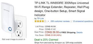 tp link smart plug amazon black friday amazon canada black friday today u0027s deals save 64 on victsing