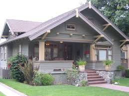 one story craftsman style homes interior arts and crafts style porch columns front porch