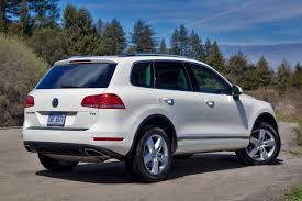 used 2014 volkswagen touareg diesel pricing for sale edmunds