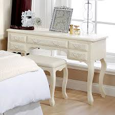 Vintage Style Vanity Table Provence Dressing Table And Stool Dressing Tables Glamourous