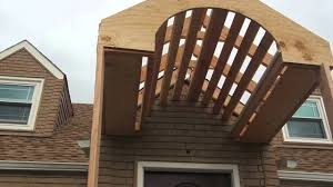 Porch Vs Portico by American Franklin Construction 18 Front Awning Porch Youtube